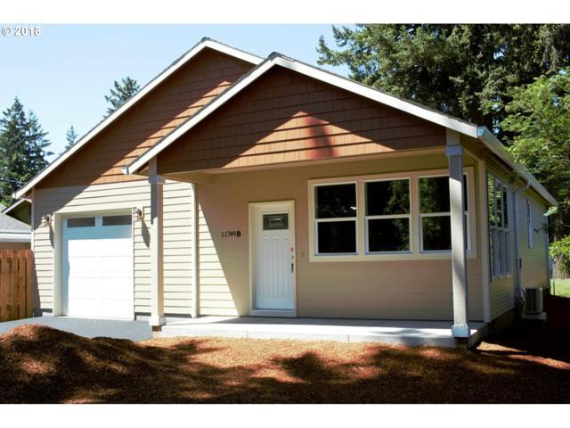 11749 SE Rhone St B, Portland, OR 97266 (MLS #18223600) :: Premiere Property Group LLC