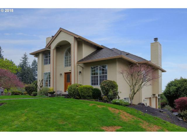 16235 SW Pebble Ct, Beaverton, OR 97007 (MLS #18223704) :: The Dale Chumbley Group