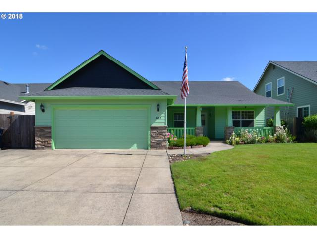1482 W 12th Ave, Junction City, OR 97448 (MLS #18223927) :: Harpole Homes Oregon