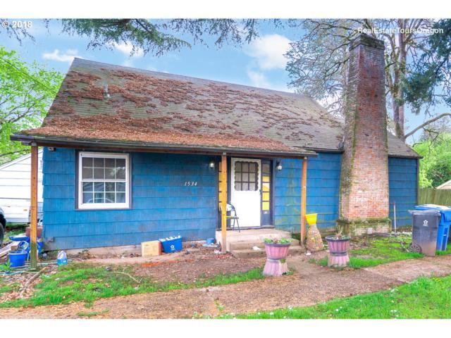 1534 NW Franklin St, Salem, OR 97304 (MLS #18224959) :: Song Real Estate
