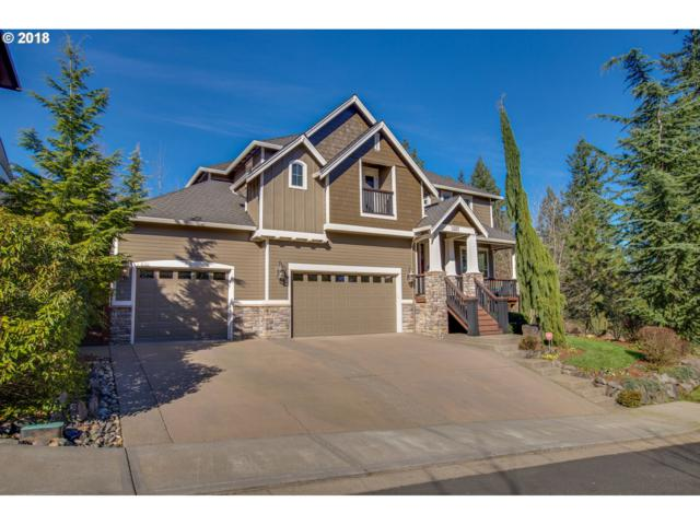 11421 SE Wahkeena Ct, Happy Valley, OR 97086 (MLS #18226686) :: The Dale Chumbley Group