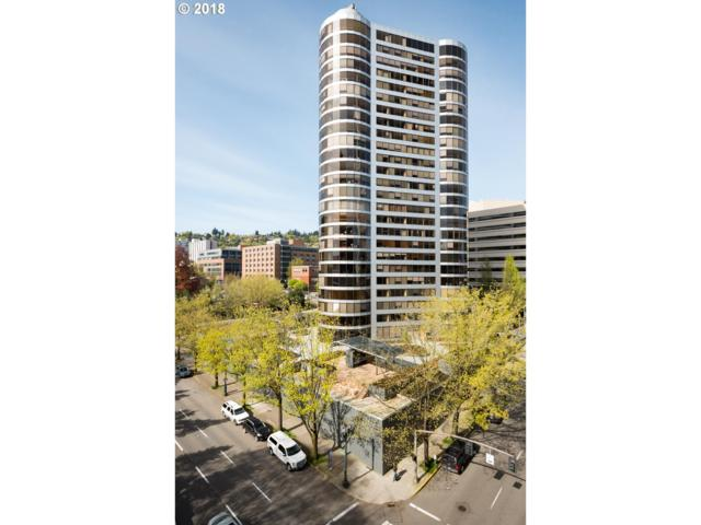 1500 SW 5TH Ave SW #101, Portland, OR 97201 (MLS #18226725) :: Portland Lifestyle Team