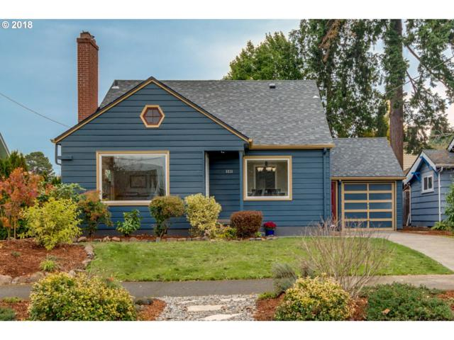 6836 N Campbell Ave, Portland, OR 97217 (MLS #18227434) :: Hatch Homes Group