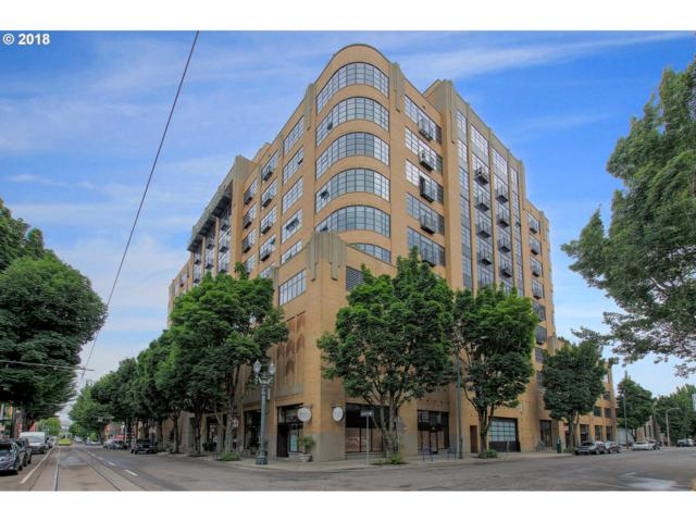 420 NW 11TH Ave #803, Portland, OR 97209 (MLS #18227641) :: Hatch Homes Group