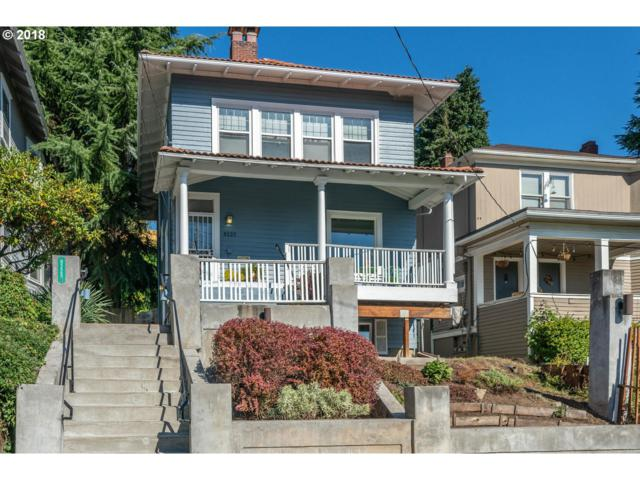 225 SW Hamilton St, Portland, OR 97239 (MLS #18228014) :: Matin Real Estate