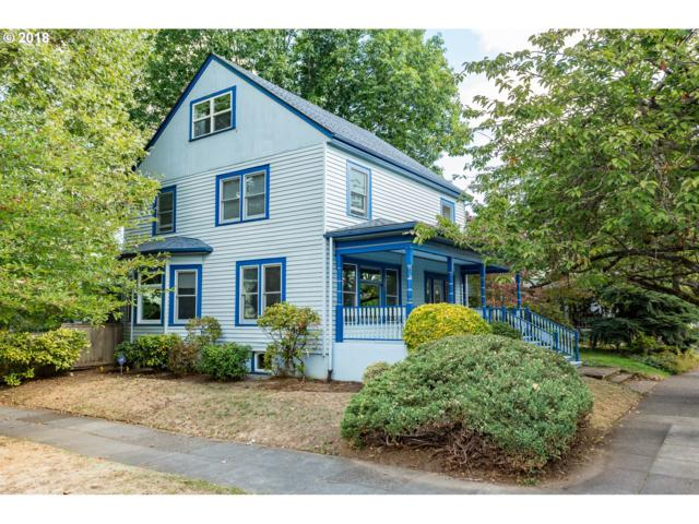 3815 SE Taylor St, Portland, OR 97214 (MLS #18228163) :: Next Home Realty Connection