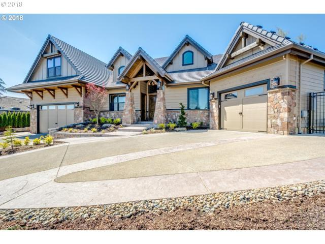 8555 SE Northern Heights Ct, Happy Valley, OR 97086 (MLS #18228540) :: Portland Lifestyle Team