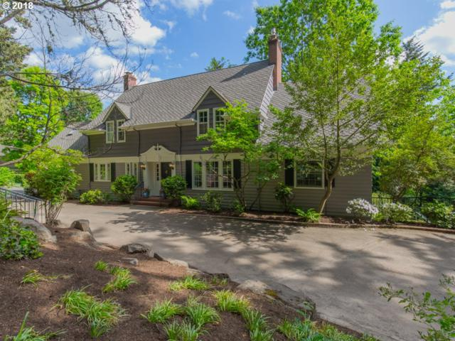 5000 SW Hewett Blvd, Portland, OR 97221 (MLS #18228964) :: Hatch Homes Group