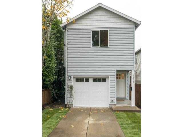 5817 NE Beech St, Portland, OR 97213 (MLS #18229762) :: Townsend Jarvis Group Real Estate