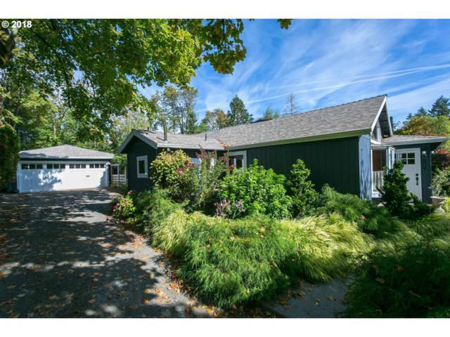 609 SW Maplecrest Ct, Portland, OR 97219 (MLS #18230069) :: Hatch Homes Group