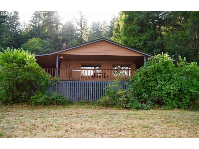 71476 North Shore Dr, Birkenfeld, OR 97016 (MLS #18230614) :: Hatch Homes Group