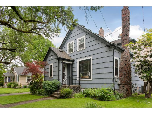 5534 SE Ankeny St, Portland, OR 97215 (MLS #18231163) :: The Dale Chumbley Group