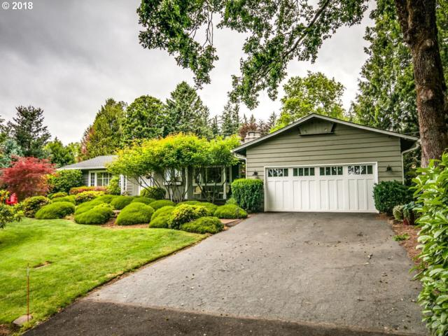 6107 SW Gunther Ln, Portland, OR 97219 (MLS #18231292) :: Hillshire Realty Group