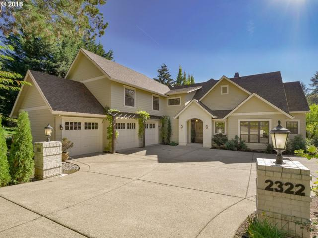2322 Knaus Rd, Lake Oswego, OR 97034 (MLS #18231340) :: R&R Properties of Eugene LLC