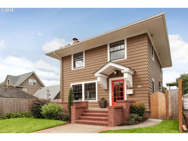 1519 SE 16TH Ave, Portland, OR 97214 (MLS #18231398) :: Hatch Homes Group