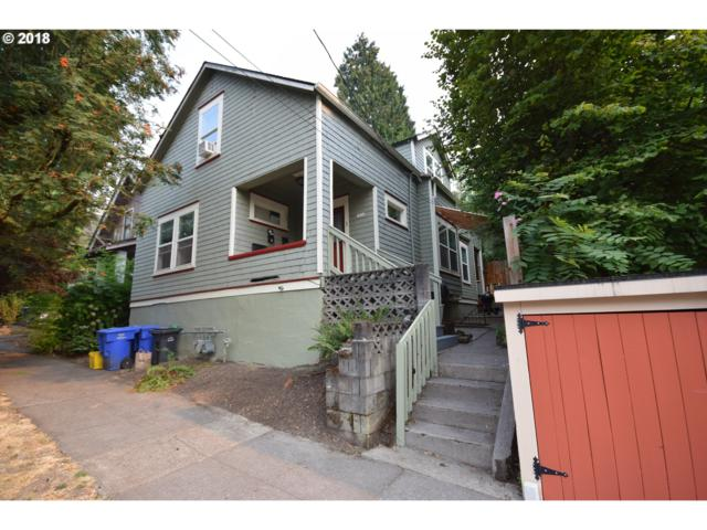 1914 SE Oak St, Portland, OR 97214 (MLS #18231684) :: Hatch Homes Group