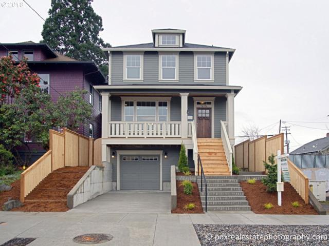 7417 N Knowles Ave, Portland, OR 97217 (MLS #18231910) :: Next Home Realty Connection