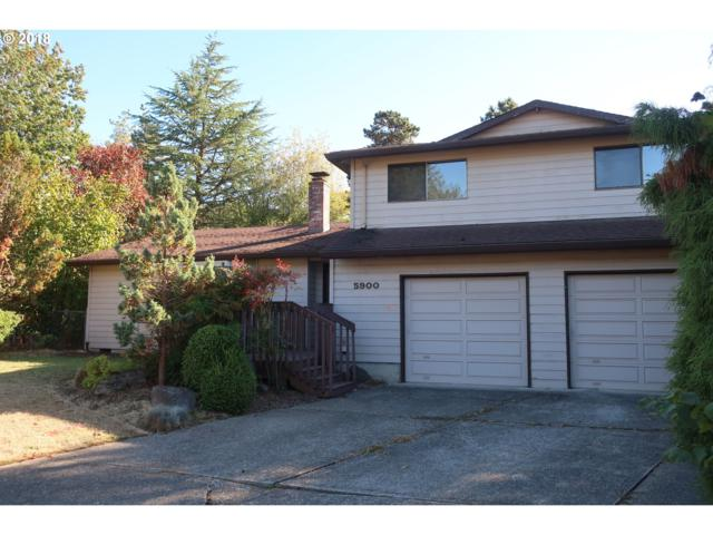 5900 SW 166TH Ct, Beaverton, OR 97007 (MLS #18231925) :: Hatch Homes Group