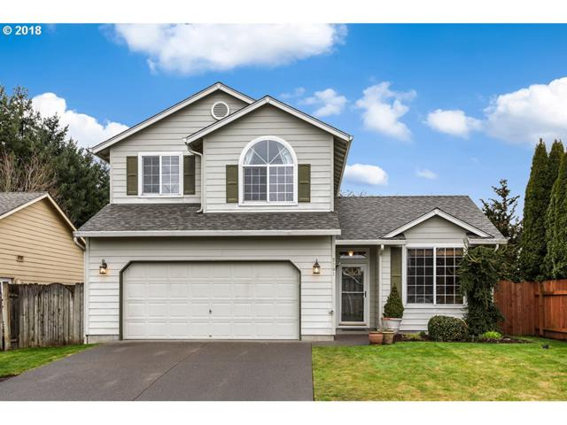 3201 NE 168TH Ave, Vancouver, WA 98682 (MLS #18232083) :: The Dale Chumbley Group