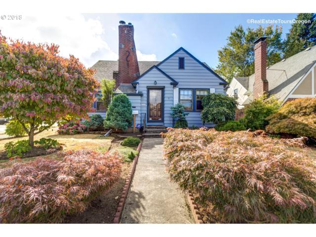 4444 E Burnside St, Portland, OR 97215 (MLS #18232131) :: The Sadle Home Selling Team