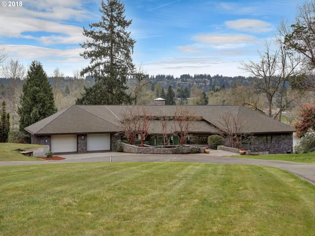 3838 SE Hillside Dr, Milwaukie, OR 97267 (MLS #18232393) :: Next Home Realty Connection