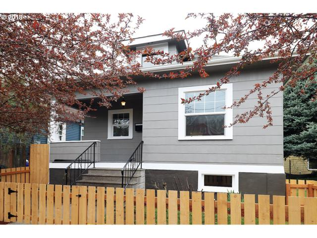 5917 N Michigan Ave, Portland, OR 97217 (MLS #18232614) :: Next Home Realty Connection
