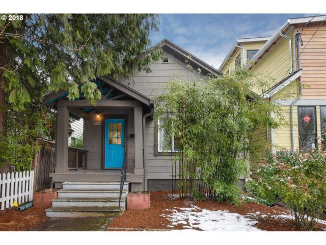 3718 N Albina Ave, Portland, OR 97227 (MLS #18234226) :: Portland Lifestyle Team