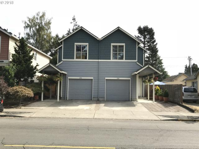 236 NW Connell Ave, Hillsboro, OR 97124 (MLS #18234858) :: Fox Real Estate Group