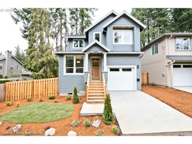 5455 SW Coronado St, Portland, OR 97219 (MLS #18235163) :: Next Home Realty Connection