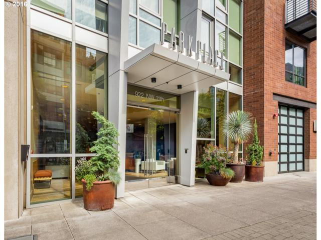 922 NW 11TH Ave #201, Portland, OR 97209 (MLS #18235214) :: Cano Real Estate