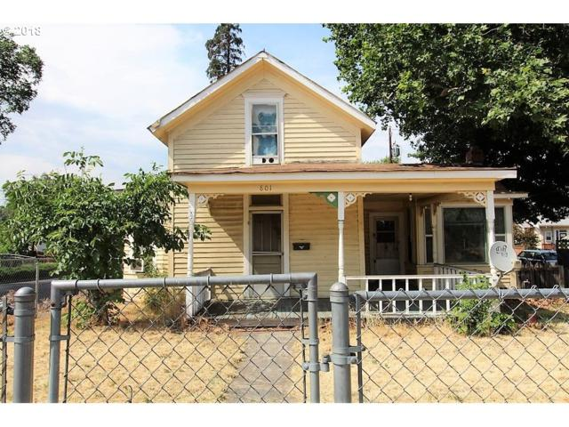 801 E 8TH St, The Dalles, OR 97058 (MLS #18235354) :: Stellar Realty Northwest