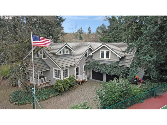 4933 Lakeview Blvd, Lake Oswego, OR 97035 (MLS #18235868) :: Matin Real Estate