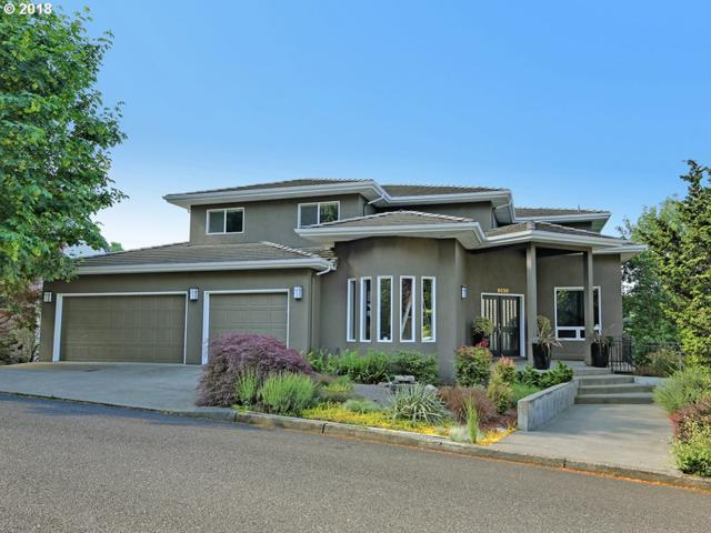 9020 NW Benson St, Portland, OR 97229 (MLS #18236212) :: Hatch Homes Group