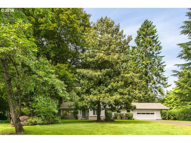 1235 Andrews Rd, Lake Oswego, OR 97034 (MLS #18236827) :: Next Home Realty Connection