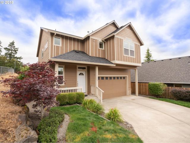 7463 SW 173RD Pl, Beaverton, OR 97007 (MLS #18237346) :: Matin Real Estate