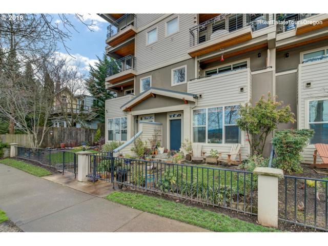 3129 N Willamette Blvd #106, Portland, OR 97217 (MLS #18237482) :: TLK Group Properties