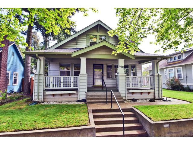 5826 NE 32ND Pl, Portland, OR 97211 (MLS #18237691) :: Hillshire Realty Group