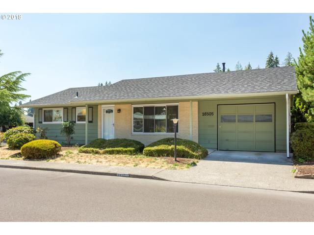 16505 SW Royalty Pkwy, King City, OR 97224 (MLS #18238060) :: R&R Properties of Eugene LLC