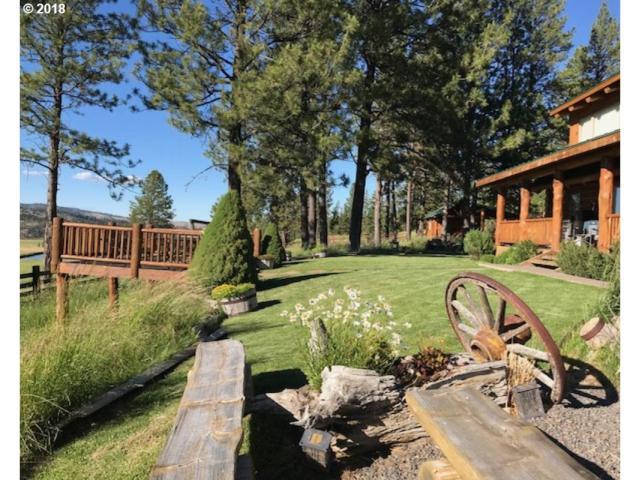 Badger Creek Rd, Mitchell, OR 97750 (MLS #18238159) :: Stellar Realty Northwest