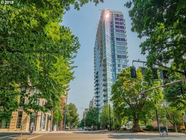 1500 SW 11TH Ave #2404, Portland, OR 97201 (MLS #18239124) :: The Sadle Home Selling Team