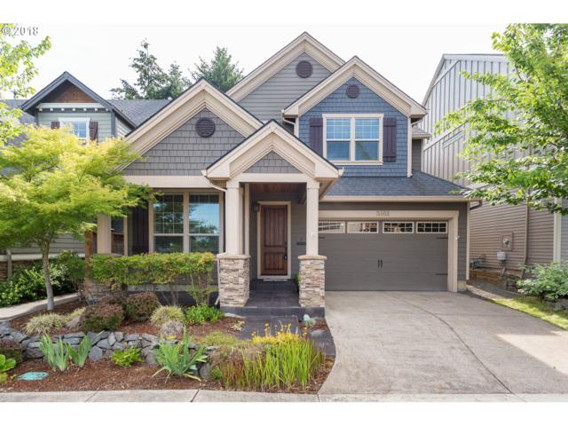 5502 SW Norris Ter, Beaverton, OR 97007 (MLS #18239263) :: Portland Lifestyle Team