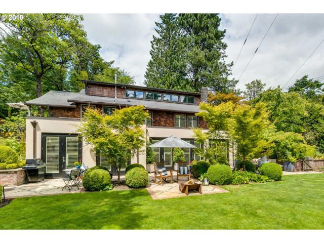 921 SW 57TH Ave, Portland, OR 97221 (MLS #18239459) :: McKillion Real Estate Group