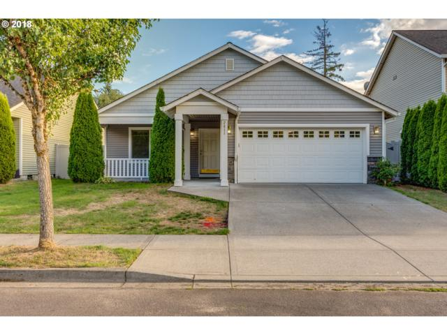 2411 NW 10TH Way, Battle Ground, WA 98604 (MLS #18239913) :: The Dale Chumbley Group