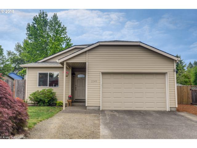 2149 SW 217TH Pl, Beaverton, OR 97003 (MLS #18240708) :: Portland Lifestyle Team