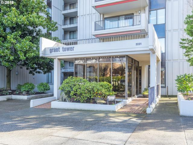 2221 SW 1ST Ave #222, Portland, OR 97201 (MLS #18240999) :: Next Home Realty Connection