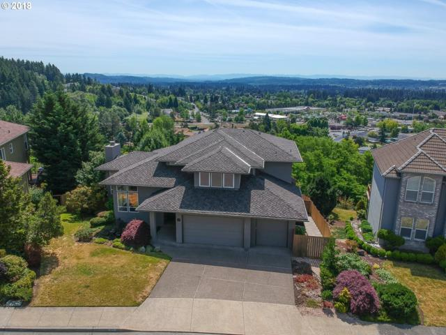 11876 SW Aspen Ridge Dr, Tigard, OR 97224 (MLS #18241569) :: Portland Lifestyle Team