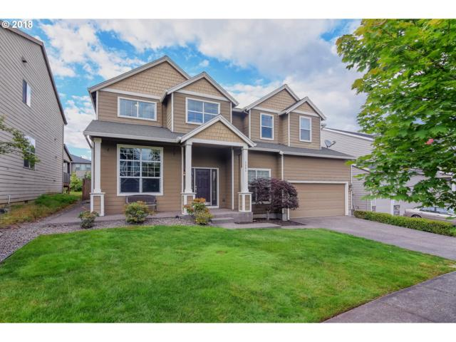 2551 NW 22ND Ave, Camas, WA 98607 (MLS #18241902) :: The Dale Chumbley Group