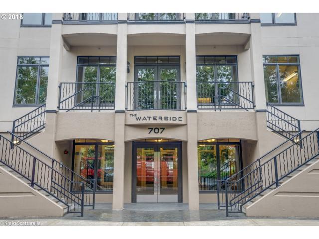707 N Hayden Island Dr #227, Portland, OR 97217 (MLS #18242569) :: McKillion Real Estate Group