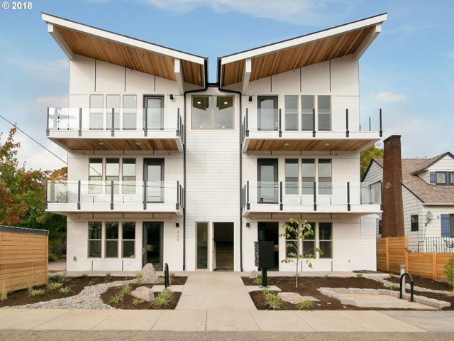 325 N Emerson St F, Portland, OR 97217 (MLS #18243164) :: The Sadle Home Selling Team