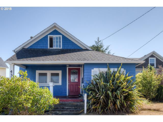 433 S Downing St, Seaside, OR 97138 (MLS #18243531) :: Fox Real Estate Group